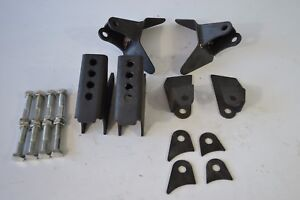 4 Link Brackets In Stock, Ready To Ship | WV Classic Car Parts and