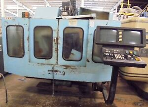Hurco Milling Machine Bn9006050a Bmc 20 Max Two V2 6000 Rpm Spindle 5 7 Hp