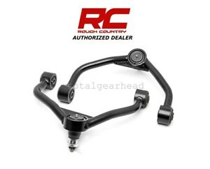 2012 2018 Ram 1500 4wd Rough Country Upper Control Arms Pair For 3 Lift