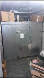 walk In Box Kysor Warren freezer 6x8x8