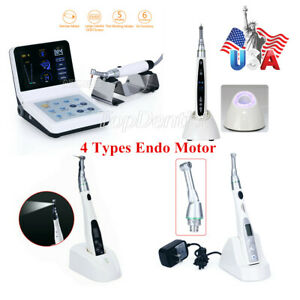 Dental Electric Mini Endo Motor Endodontic Root Canal Treatment 7 Styles