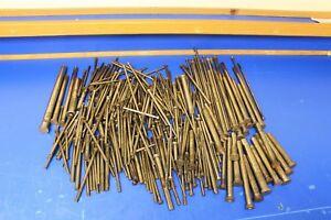 1 035 Lot Plastic Injection Mold Ejector Pins Various Sizes