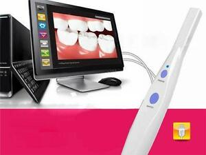 Dental 5 0 Mp Intraoral Oral Camera Clear Image Usb2 0 W Software Us Stock Fda