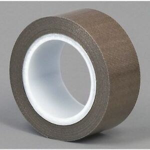 Cloth Tape 1 In X 5 Yd 11 7 Mil brown Tapecase 15d611