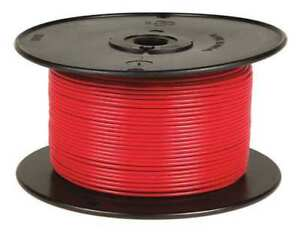 14 Awg 1 Conductor Stranded Primary Wire 500 Ft Rd Battery Doctor 80034