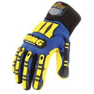 Cold Protection Gloves knit Wrist s pr Ironclad Sdxw2 02 s