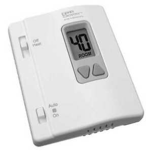Low Voltage Thermostat heat off digital Icm Fs1500vl