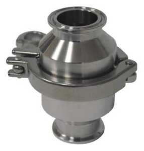 Zoro Select 45c 6 5 v 1 2 Stainless Steel Spring Check Valve
