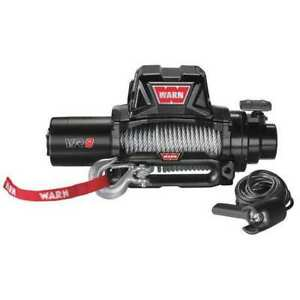 Warn 96800 Electric Winch 12vdc 8000 Lb Line Pull