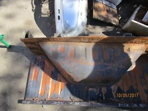 1972 1993 1980 1985 1990 Dodge Truck Bed Dually Wheel Opening Passenger Side
