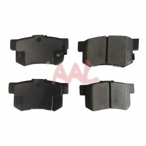 Aal Rear Brake Pads For 2007 2008 Acura Rdx 2 3 Complete Set 4 Pieces