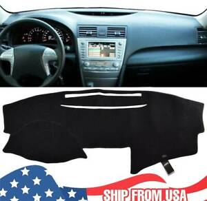 Fit For Toyota Camry 2007 2011 Dashboard Cover Dashmat Dash Mat Pad Sun Shade