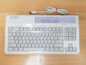 Olympus Maj 845 Keyboard For Cv 160 Video Processor