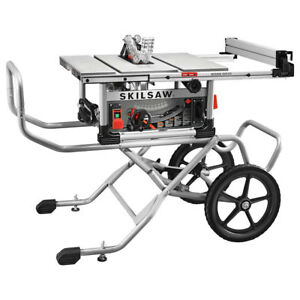 Skil Spt99 12 10 Heavy Duty Worm Drive Table Saw Stand New