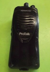 Kenwood Tk 3200 Protalk 2 Channel Uhf Radio an13