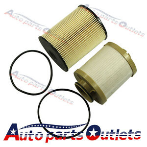 New Fuel Filter For Ford Powerstroke Super Duty 6 4l F 250 F 350 F 450 Fd4617