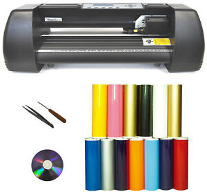 13 500g Laser Dot Tshirt Heat Press Transfer Vinyl Cutter Plotter sign decal pu