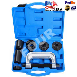 4 In1 Ball Joint Service Auto Tool Kit 2wd 4wd Car Repair Remover Installer