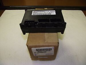 New Oem Gm Transfer Case Control Module Part 12588290 02 07 Trailblazer
