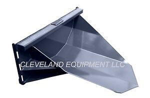 New Hd Tree Spade Attachment Skid Steer Loader Trenching Digging Bucket Bobcat