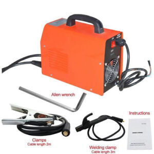 220v Zx7 200 Igbt Dc Inverter Welding Mma Arc Welder Machine Arc Welding Tool