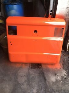 Bobcat 763 Rear Engine Door