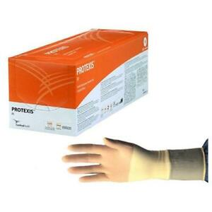 Protexis Pi Powder free Surgical Gloves Size 6 Box Of 50 Pairs