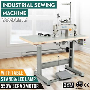 Sewing Machine With K d Table Servo Motor Diy assembly Required