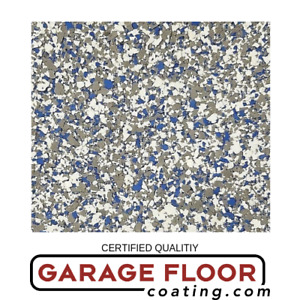 5 Lbs Decorative Color Chip Flakes For Epoxy Floor Coating 1 4 Blend Ccb 005