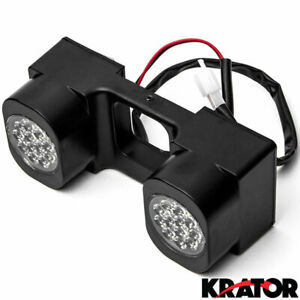 24 Led Suv 4x4 Truck Trailer Tow Hitch Receiver Rear Reverse Back Up Light Lamp