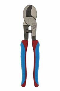 Channellock 911cb Cable Cutter With Code Blue Comfort Grips 9 1 2 inch