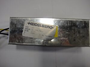 Heidelberg Qm 46 Interference Suppression Filter Part a1 144 9124