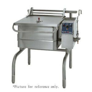 Groen Bpp 30ec Electric Tilting Skillet Braising Pan 11 5 Kw replaces Bpp 30e