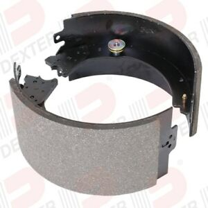 Dexter Brake Shoe Lining Kit 12 1 4 X 5 Electric Brake 12k 15k Lh K71 503