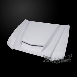 Fiberglass Hood For 2011 2014 Dodge Charger Rss Style