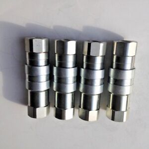 3 4 Npt Iso 16028 Ff Coupling Hydraulic Quick Disconnect Sms ff 12 4 Sets