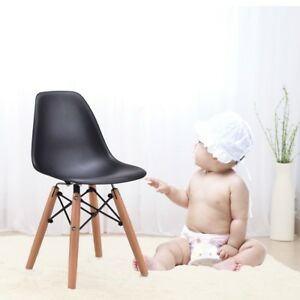 Adult Kids Baby Single Party Dining Side Armless Chair Home Office Furniture New