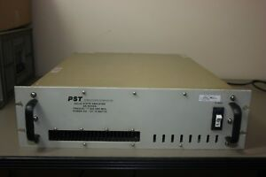 Comtech Pst Ar881537 Amplifier 10 Watt 800mhz 1 6ghz Calibrated With Warranty