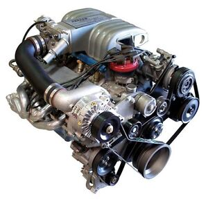 Mustang 5 0 1986 93 Paxton Supercharger System 1001831 Sl