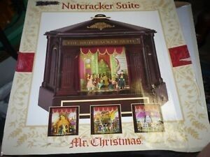 Best Mr Christmas Music Box Collectibles