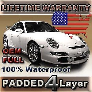 Cct 4 Layer Weather Waterproof Full Car Cover For Chrysler New Yorker 39 97