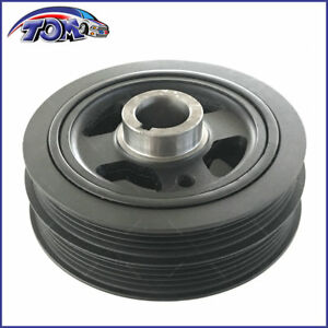 Brand New Harmonic Balancer Belt Drive Pulley For Toyota Corolla Celica