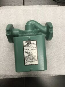 Taco 006 zf7 1ifc Priority Zoning Circulator Pump 1 40 Hp New