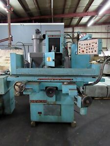 17210 Chevalier Model Fsg 3a1224h Automatic Surface Grinder