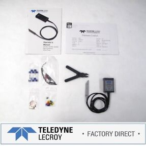 Teledyne Lecroy Zs2500 2 5ghz 9pf 1mohm Active Voltage Probe Factory Warranty