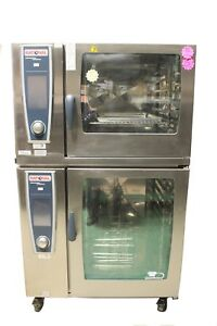 Used Rational Combi Oven steamer Stack