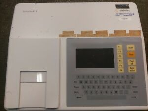 Sartorius Sartocheck 3 Filter Integrity Tester Model 16286 Bioprocessing Pharma