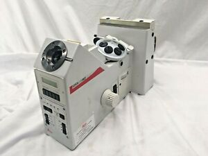 Leica Dm Ire 2 Microscope Base Only For Parts