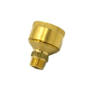 Multiple Size Brass Grease Oil Cup Oiler Screw On Cap For Hit Miss Engine