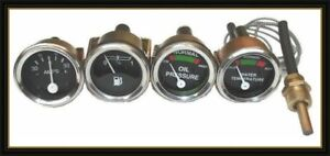Massey Ferguson Tractor Gauge Set For Mf 35 50 65 135 150 165 Massey Harris